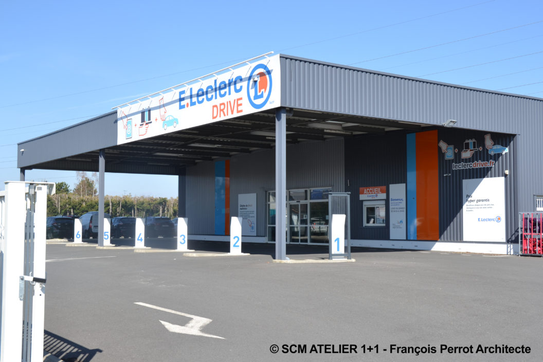 Drive E. Leclerc - SAINT-DOULCHARD (18)