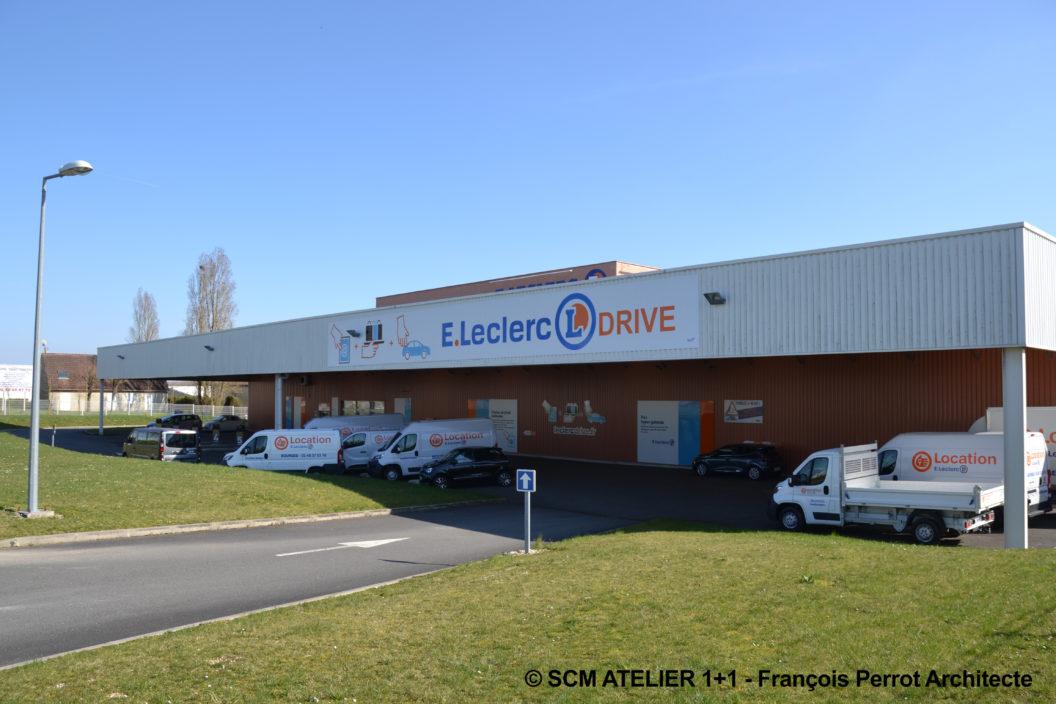 Drive E. Leclerc - SAINT-GERMAIN-DU-PUY(18)