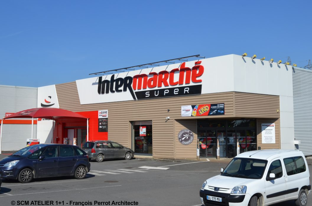 Intermarché Super - SAINT-DOULCHARD (18)